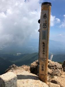 SV2018リベンジか!?八ヶ岳赤岳移動